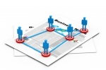 """Target Business Network Concept"" by ddpavumba"